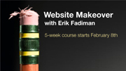 Website Makeover class