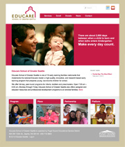 Educare website