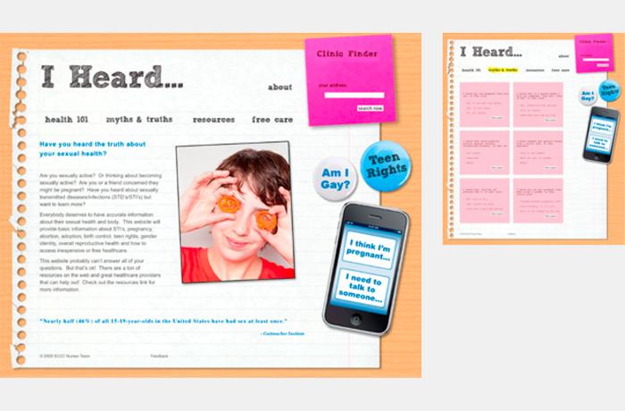 iheard.org website