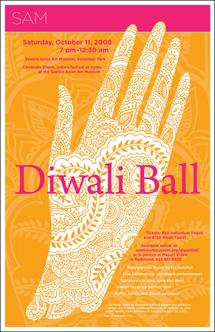 Final Diwali Ball poster