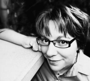 Author Erin McCole Cupp