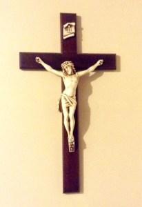 Rummage Sale Crucifix
