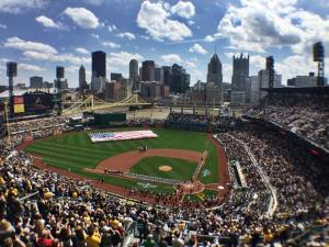 PNC Park Opening Day