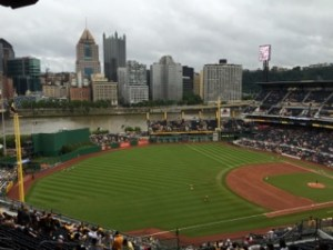 PNC Park, Pirates vs. Cardinals 7/9/2015