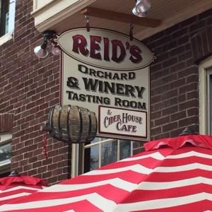 Reid's Orchard & Winery Tasting Room
