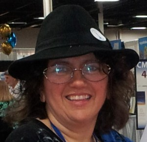 Author Karina Fabian