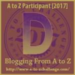 D blogging