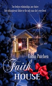 Author Interview Faith Home by Robin Patchen