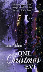Author Interview One Christmas Eve by Robin Patchen