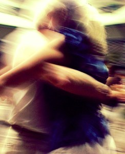 Merged Dancers