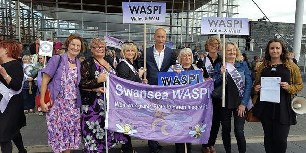 Labour wants Pension Credits extended for WASPI women
