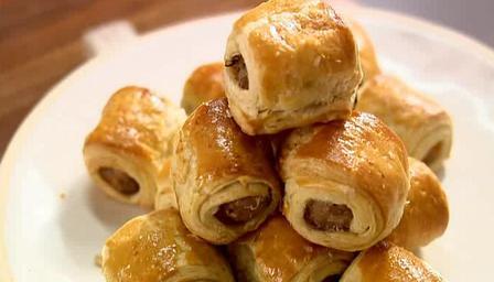 Sausage Rolls – Food of the Gods