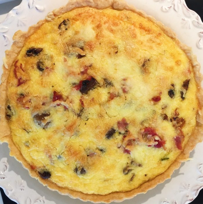Assorted Quiche