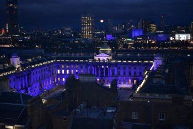 London at Night from Radio