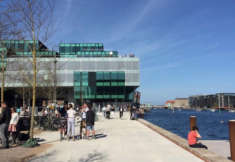 Blox in Copenhagen