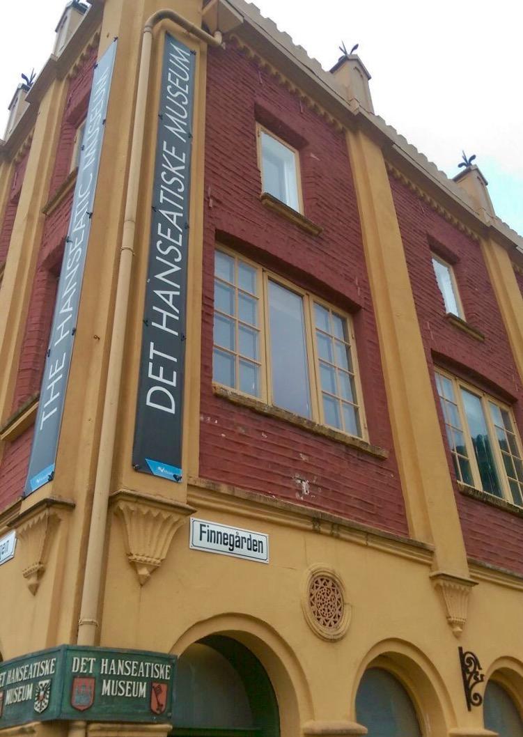 Hanseatic Museum Bergen