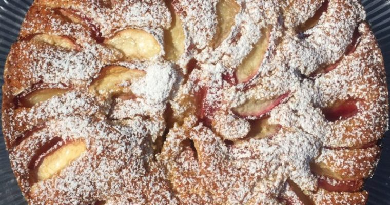 Plum Cake, the perfect breakfast food!