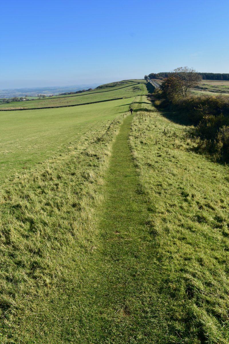 Old Roman path