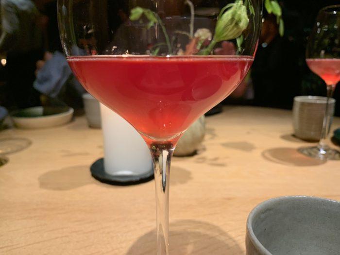 Rosé Lambrusco