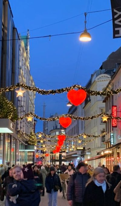 Christmas in Copenhagen