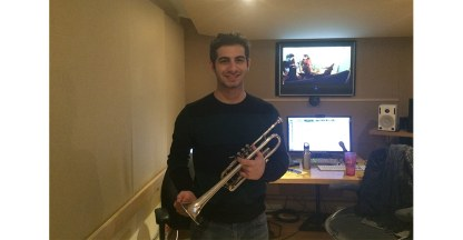 Anthony Limoncelli – Trumpeter for Welcome To The Symphony