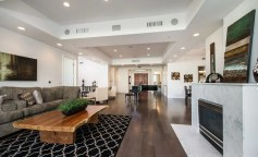 Wilshire Corridor luxury interior