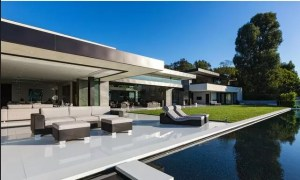 Bel Air Exterior Architectural home