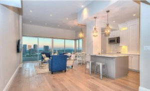 2 bedroom Penthouse Wilshire Corridor
