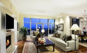 Sold furnished 3 bedroom 10776 Wilshire mid floor $4,000,000 3407 sq ft