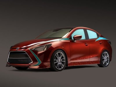 Scion iA Review
