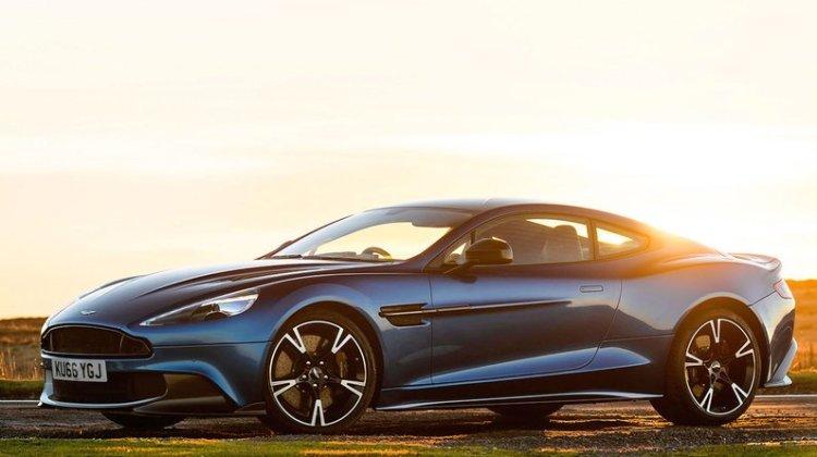 Aston Martin Agency In Dubai