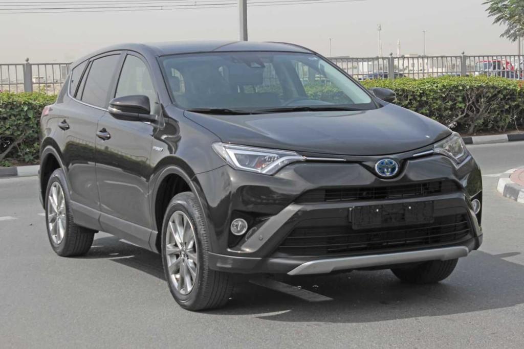Toyota Rav4 Hybrid For Sale In Dubai ...