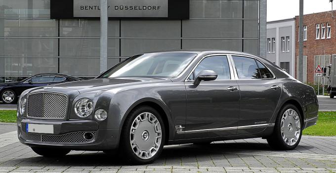 Bentley-Mulsanne