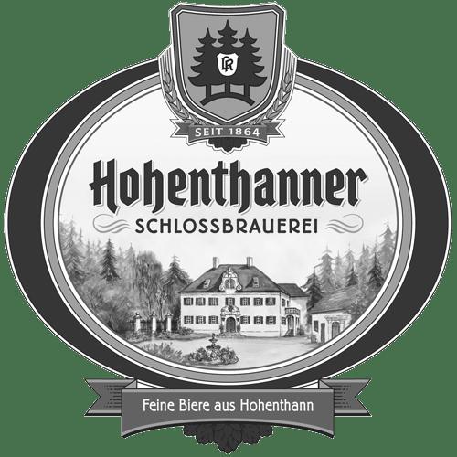 Referenzen Hohenthanner Schlossbrauerei