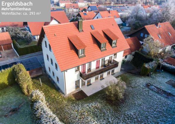 Referenzen Mehrfamilienhaus Ergoldsbach
