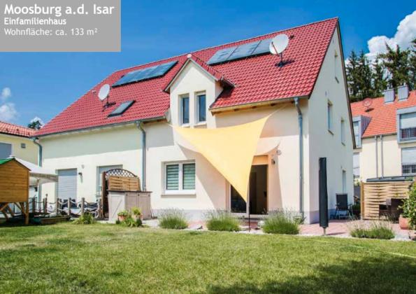 Referenzen Einfamilienhaus Moosburg