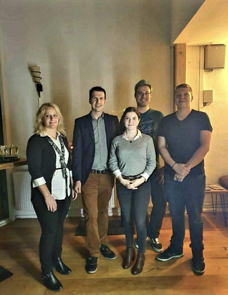 Team Escape Project mit Maria Meier