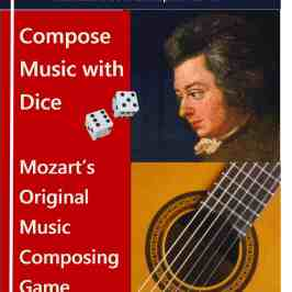 Mozart Melody Dicer for Guitar K516f E Book