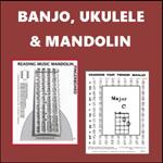 banjo chords ukulele chords