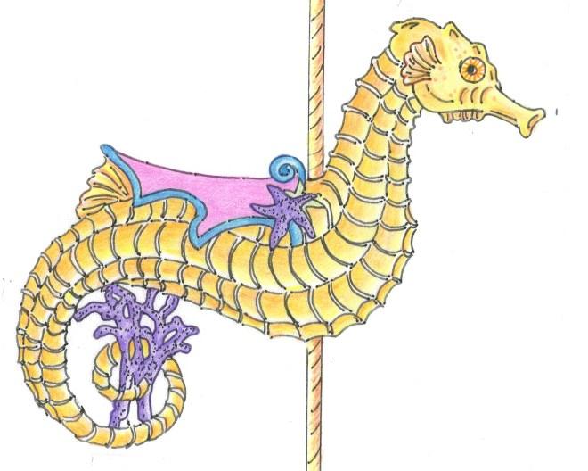 Seahorse - Moʻolio
