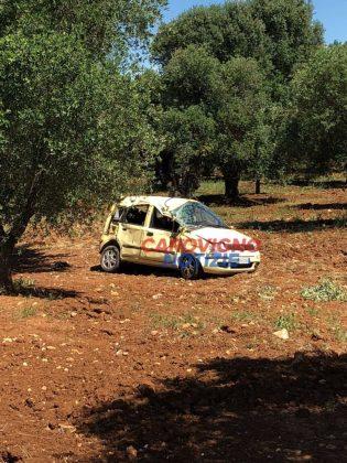 Tragico incidente sulla provinciale, perde la vita una giovanissima carovignese