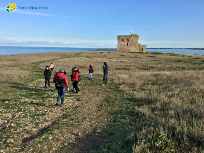 Torre Guaceto ricerca archeologica