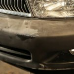 bumper paint repair