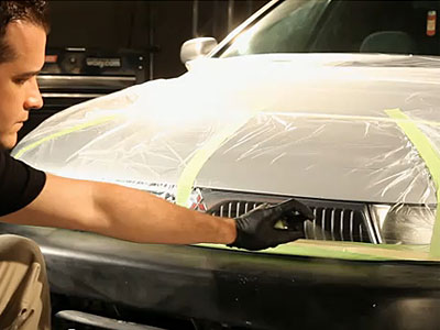Save Over $300 by Spray Painting Car Bumper Yourself
