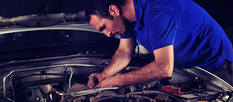 Auto parts locator