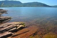 Lac du salagou - Mt Redon