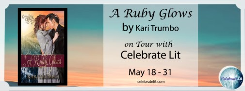 Celebrate Lit Blog Tour of A Ruby Glows