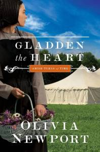 Gladden the Heart, historical Amish story, on tour with Celebrate Lit