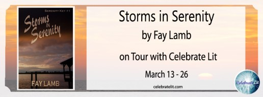 Storms in Serenity on tour with Celebrate LIt and featured on CarpeDiem.fyi