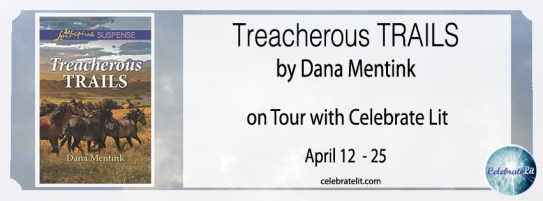 Treacherous Trails on tour with Celebrate Lit and featured on CarpeDiem.fyi